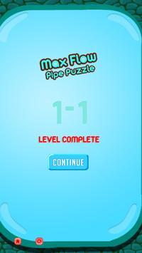 Max Flow Pipe Puzzle screenshot 14