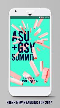 ASU + GSV Summit poster