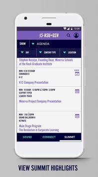 ASU + GSV Summit apk screenshot