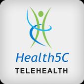 Health5C Telehealth icon