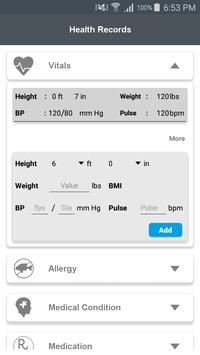 Health5C Telehealth apk screenshot