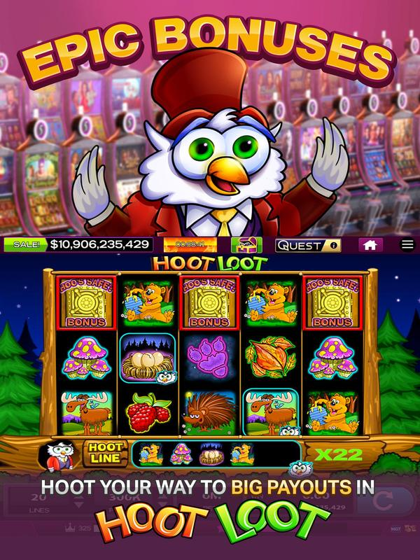 High 5 Vegas Free Slots Casino