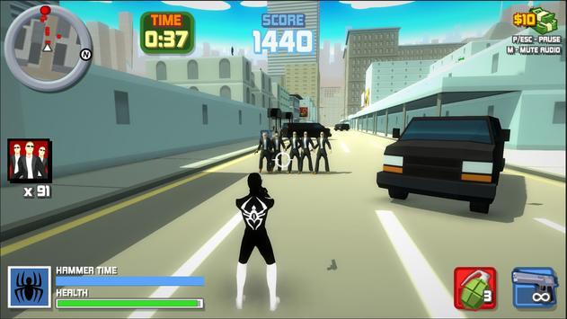 Spider Gangster City screenshot 1