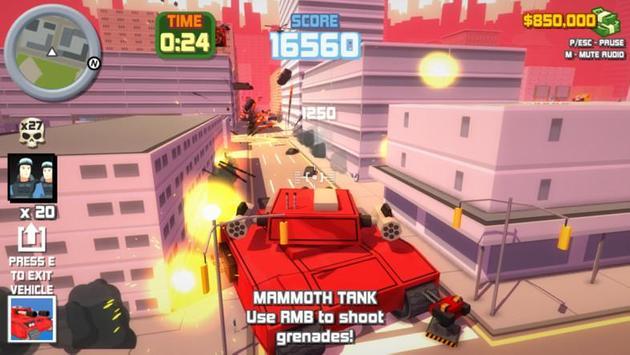 Spider Gangster City screenshot 4