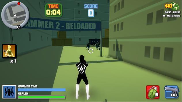 Spider Gangster City screenshot 5