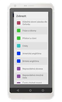 Real Czech-English Dictionary screenshot 2