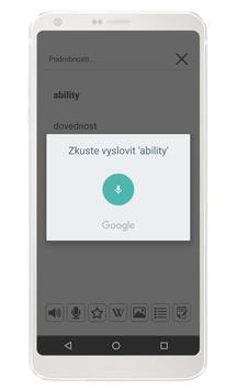 Real Czech-English Dictionary screenshot 7