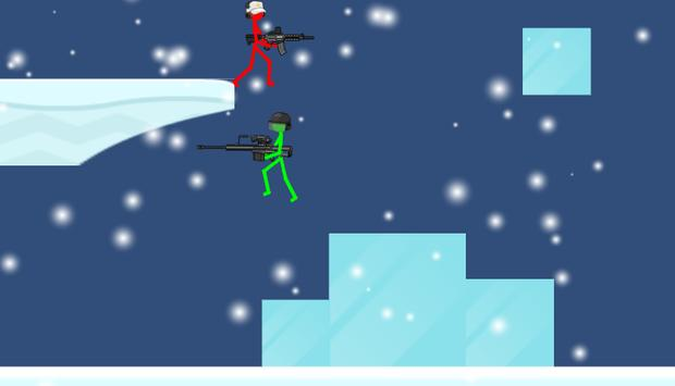Stickman gunshot strike mobile apk screenshot