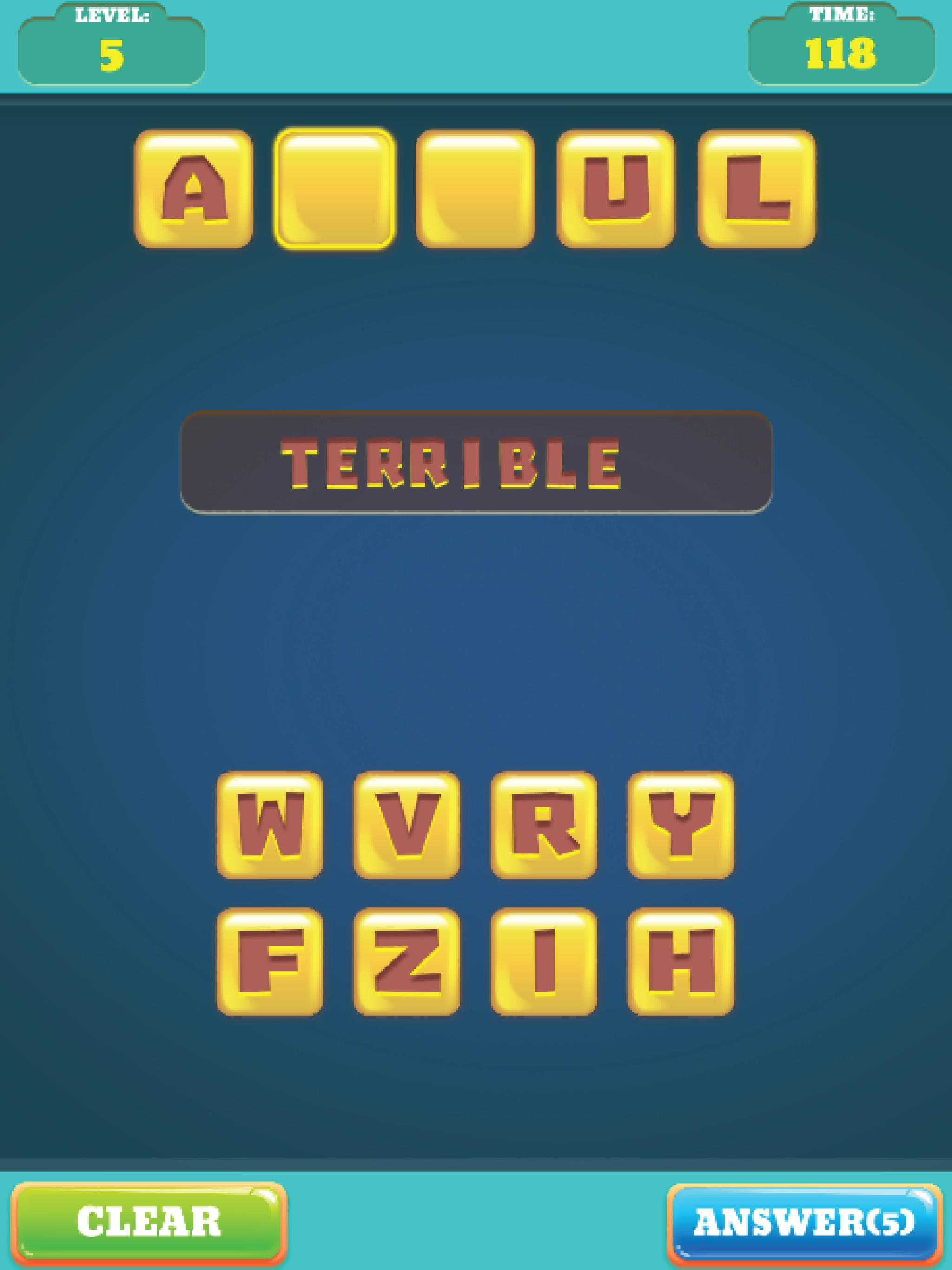 📃 Synonym Puzzle - Synonyms - Synonym Quiz for Android