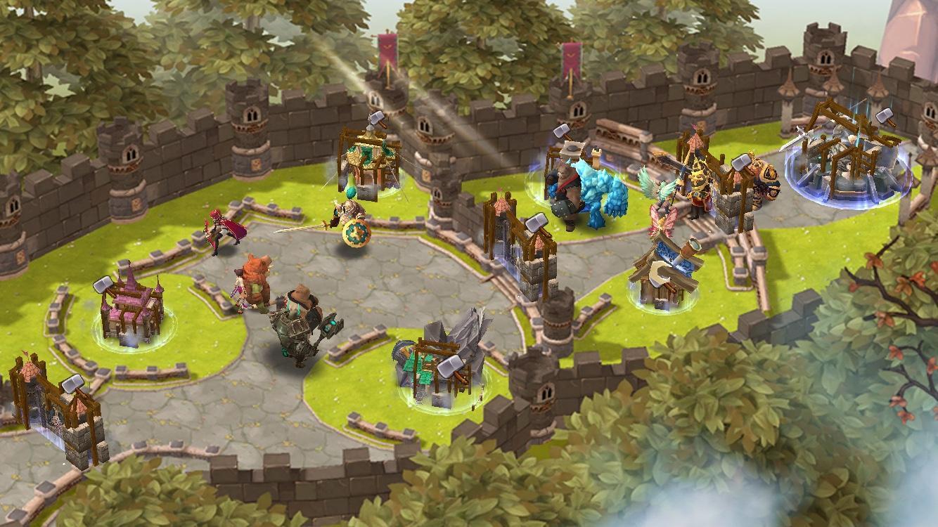 HOPE Online Heroes of Perfect Element v1.0.13 Mod APK 5