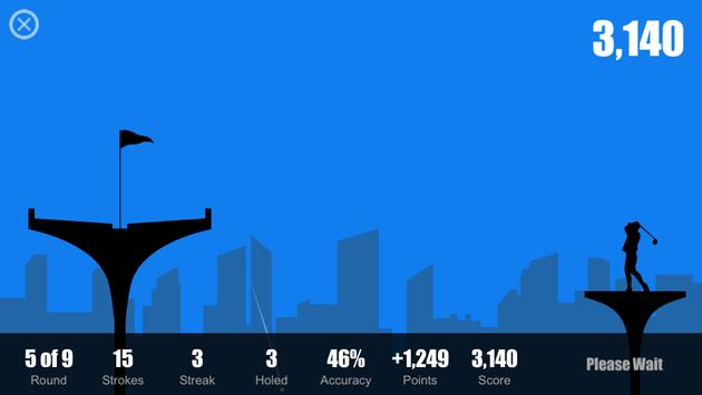 2D Golf apk screenshot