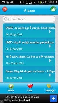 France Today - News apk screenshot