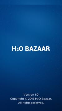H2O BAZAAR poster
