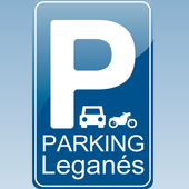 Parkings de Leganés icon