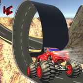 Grand Monster Truck Stunts icon