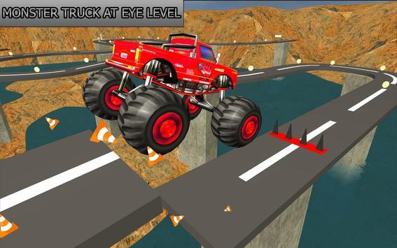 Grand Monster Truck Stunts poster