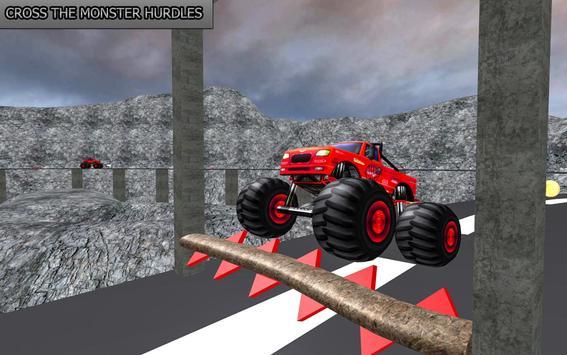 Grand Monster Truck Stunts apk screenshot