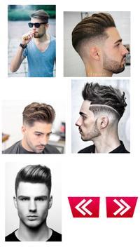 Hairstyle Men 2017 screenshot 1