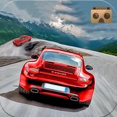 VR Crazy Car City Racing icon