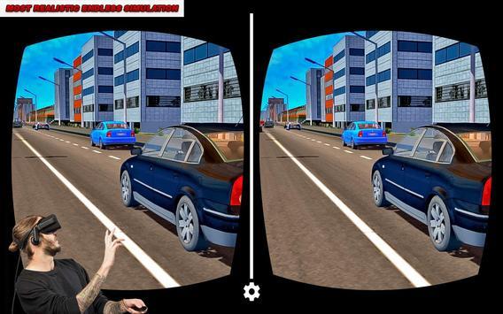 VR Crazy Car City Racing apk screenshot