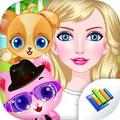 Pets Caring - Kids Games icon