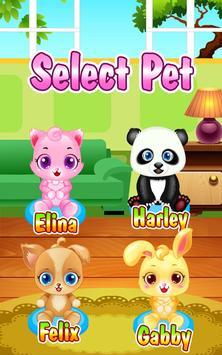 Pets Caring - Kids Games apk screenshot