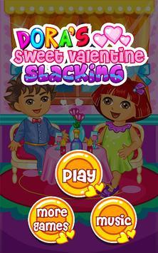 Couple Sweet Valentine poster