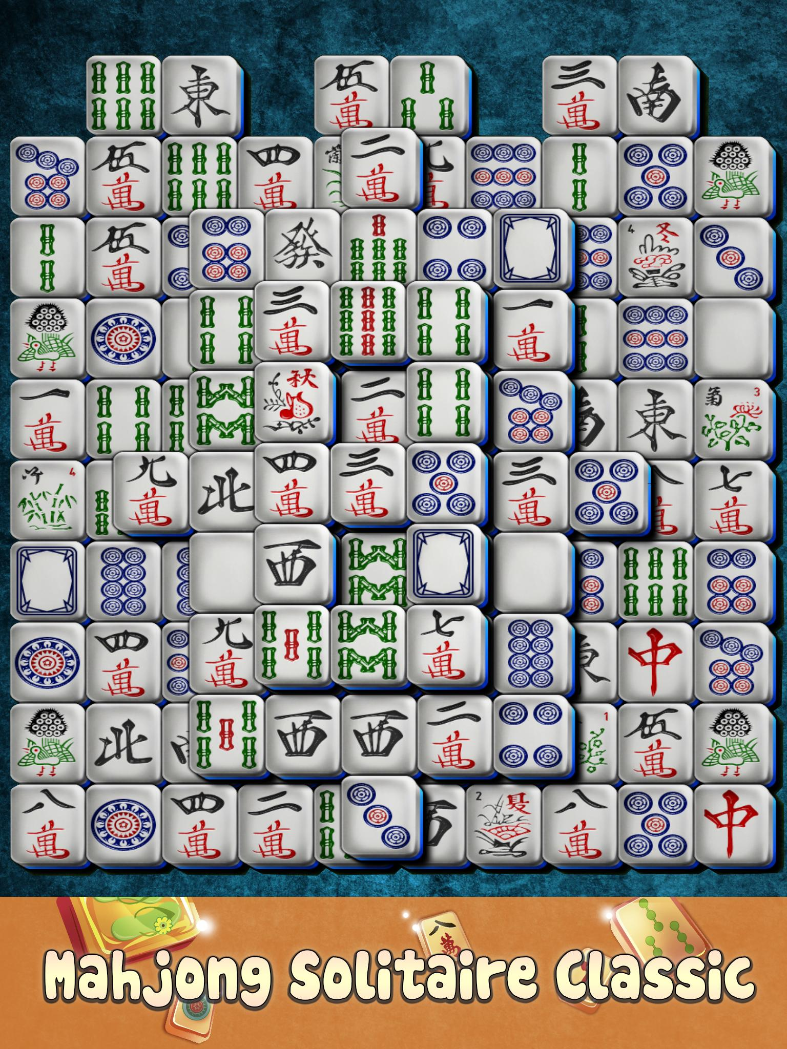 Mahjong Solitaire : Shanghai for Android - APK Download