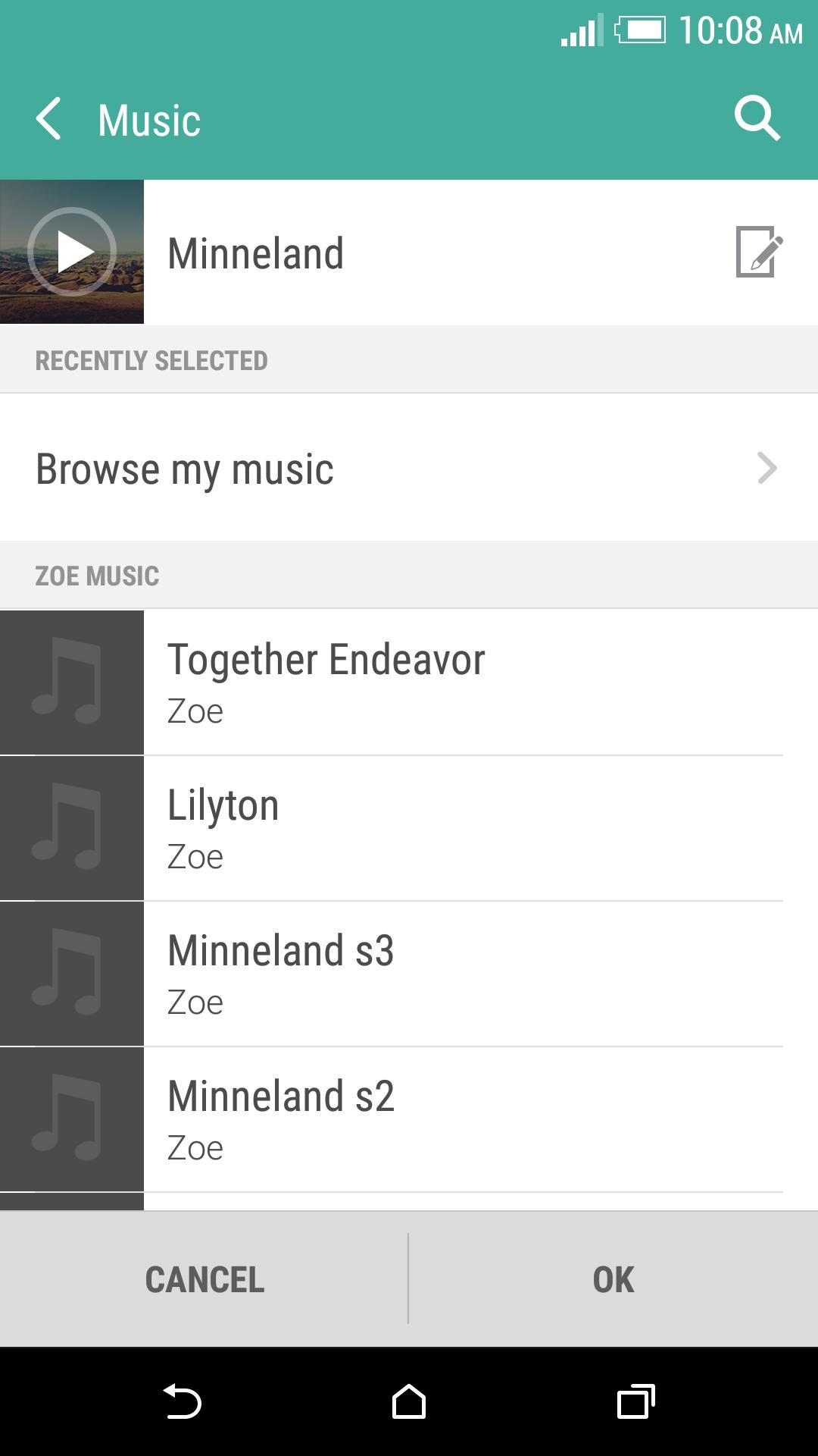 Zoe for Android - APK Download