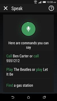 HTC Speak poster