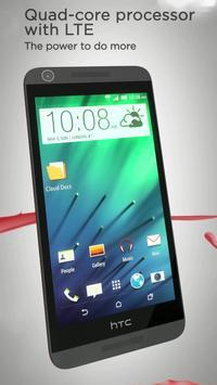 HTC Desire 626s Live Demo apk screenshot
