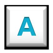 HTC Sense Input - AR icon