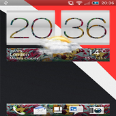 Graffiti - Sense 4+ HD Skin icon