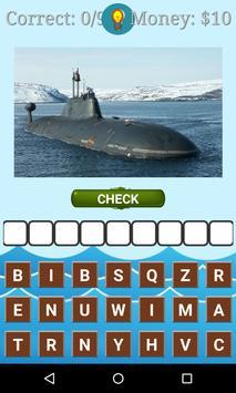 Warship Quiz apk screenshot