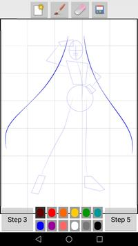 How to Draw Anime Girls screenshot 9
