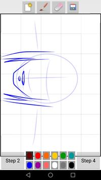 How to Draw Anime Faces screenshot 3