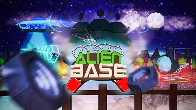 Alien Base Fps VR poster