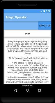 Magic Operator apk screenshot