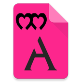Myanmar Heart Font icon
