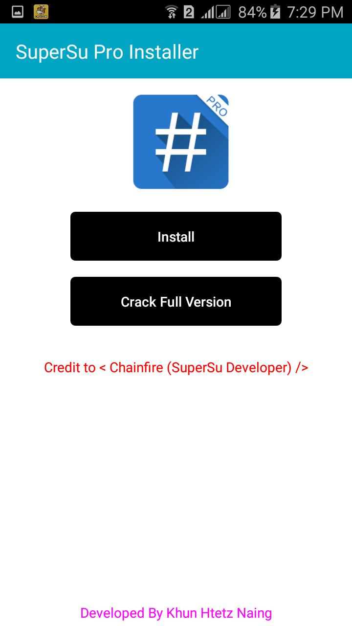 SuperSu Pro Installer for Android - APK Download