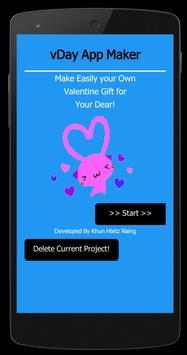 Valentine's - Apk Gift Maker screenshot 1