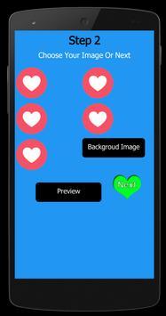 Valentine's - Apk Gift Maker screenshot 3