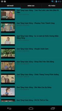 Qua Tang Cuoc Song poster