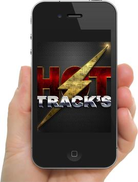 HOT TRACK'S ON LINE poster