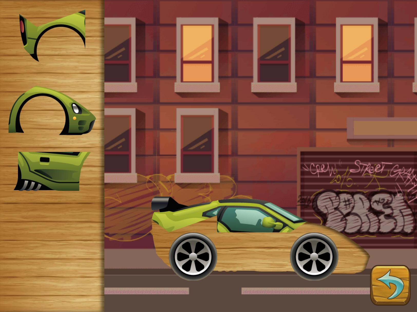 Cool Cars Games >> Cool Cars Puzzle Game For Kids For Android Apk Download