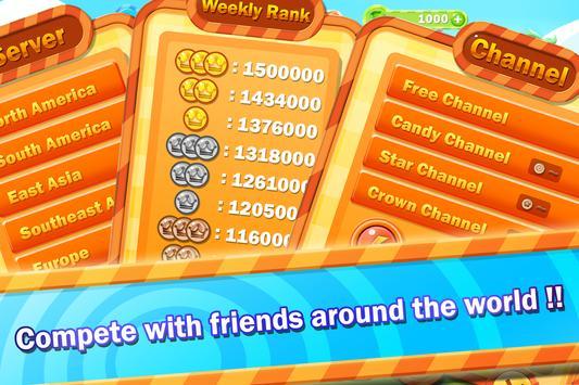 CandyWar apk screenshot