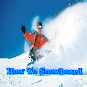 How to Snowboard Guide Videos icon