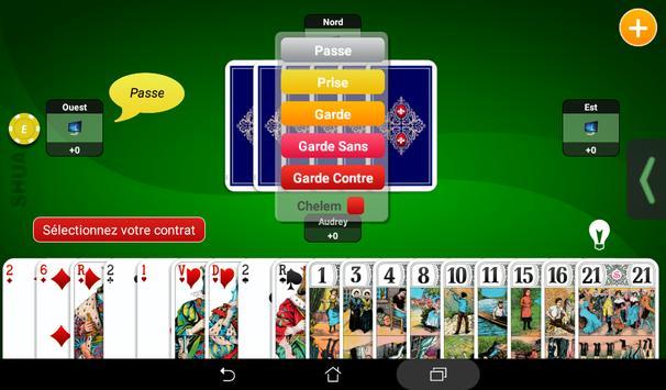 SHUA Tarot apk screenshot
