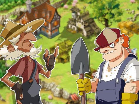Last Garden-War Z apk screenshot