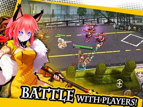 Candy Doll War apk screenshot